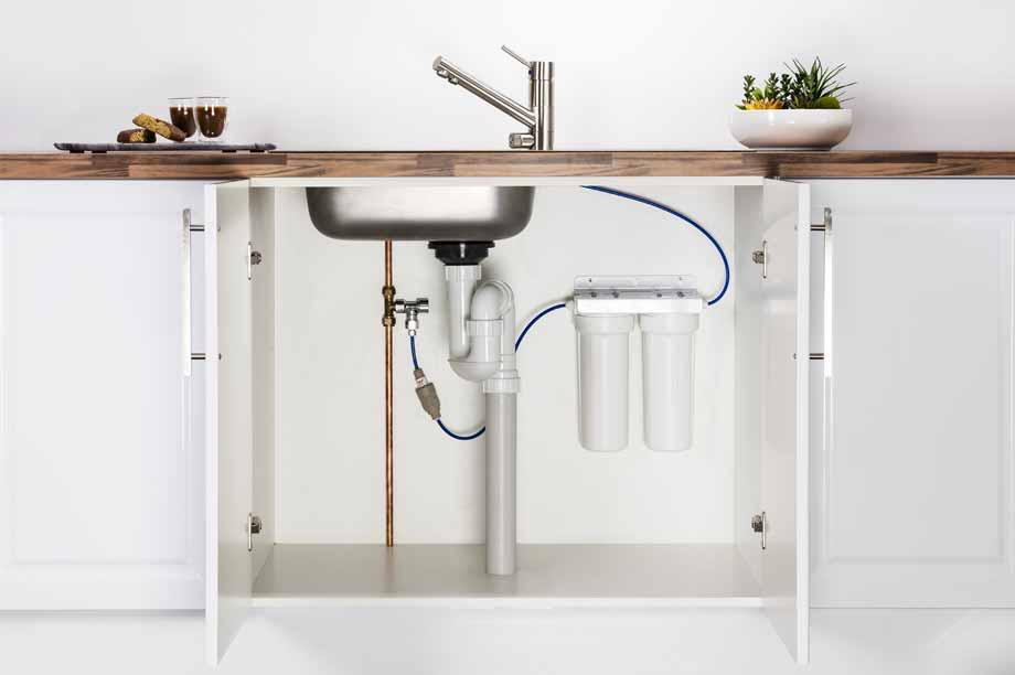 vandens filtrai namams